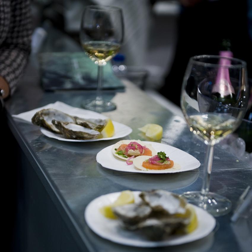 Stockholm food & wine