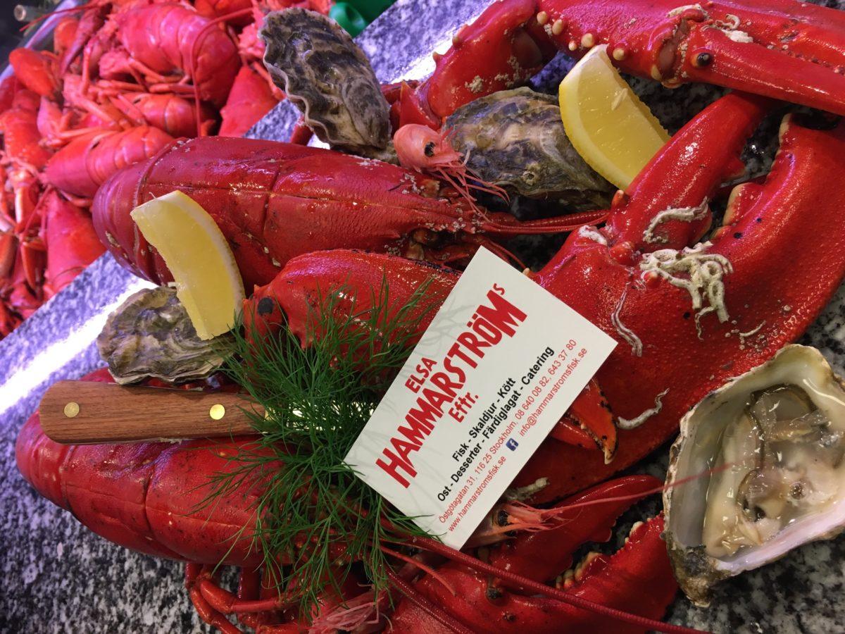 Tjohooo äntligen bra skaldjurspriser