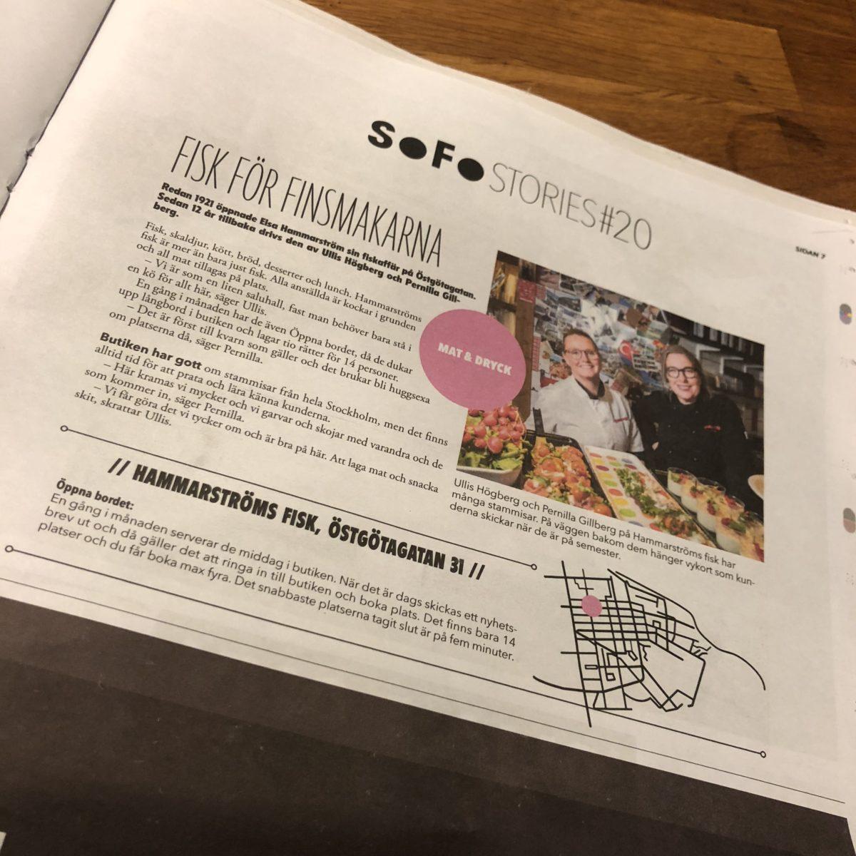 """Helgens tips med bland annat nytt datum för """"Öppna bordet"""""""
