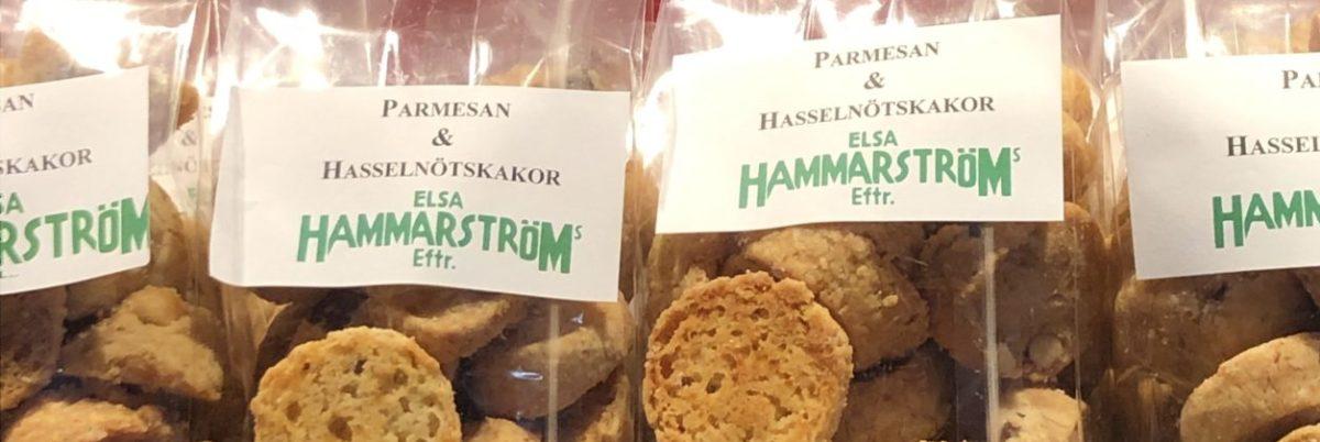 Måndagsmorgon på Hammarströms